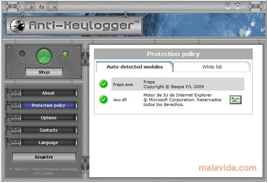 Anti-keylogger image 3