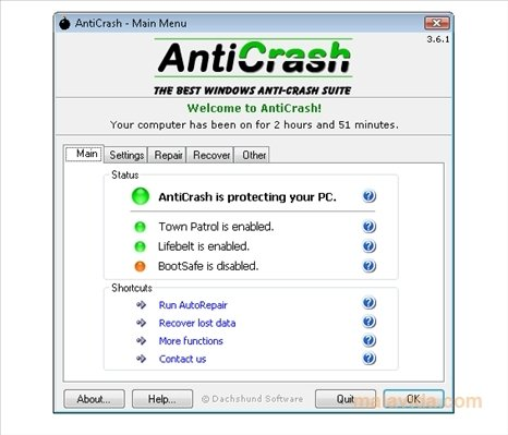 AntiCrash 3.6.1