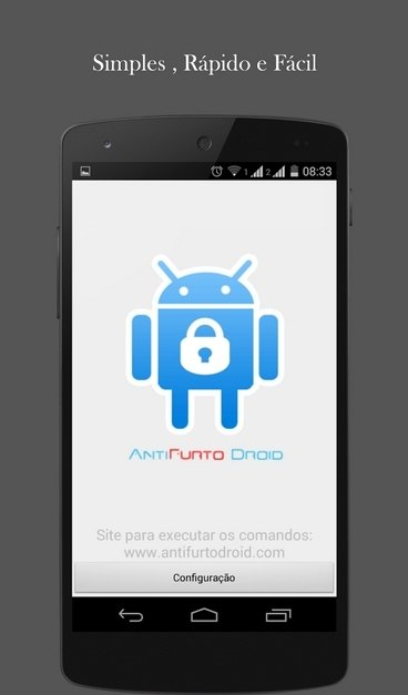 Antitheft Droid WEB Android image 5