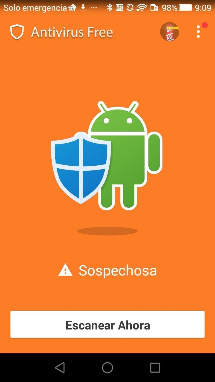 Antivirus Free Android image 4