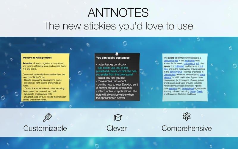 Antnotes Mac image 4
