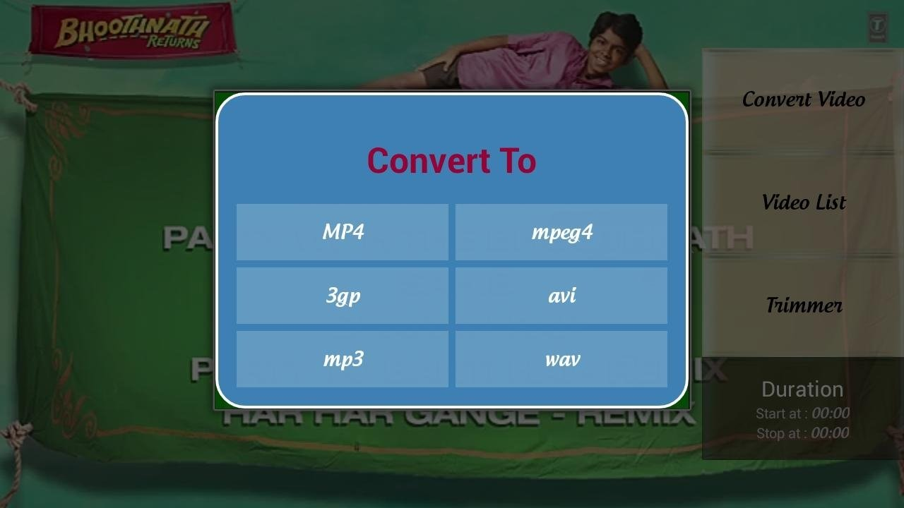 video converter apk android 2.2