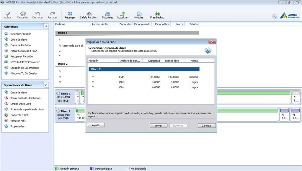 aomei partition assistant 6.6 portable