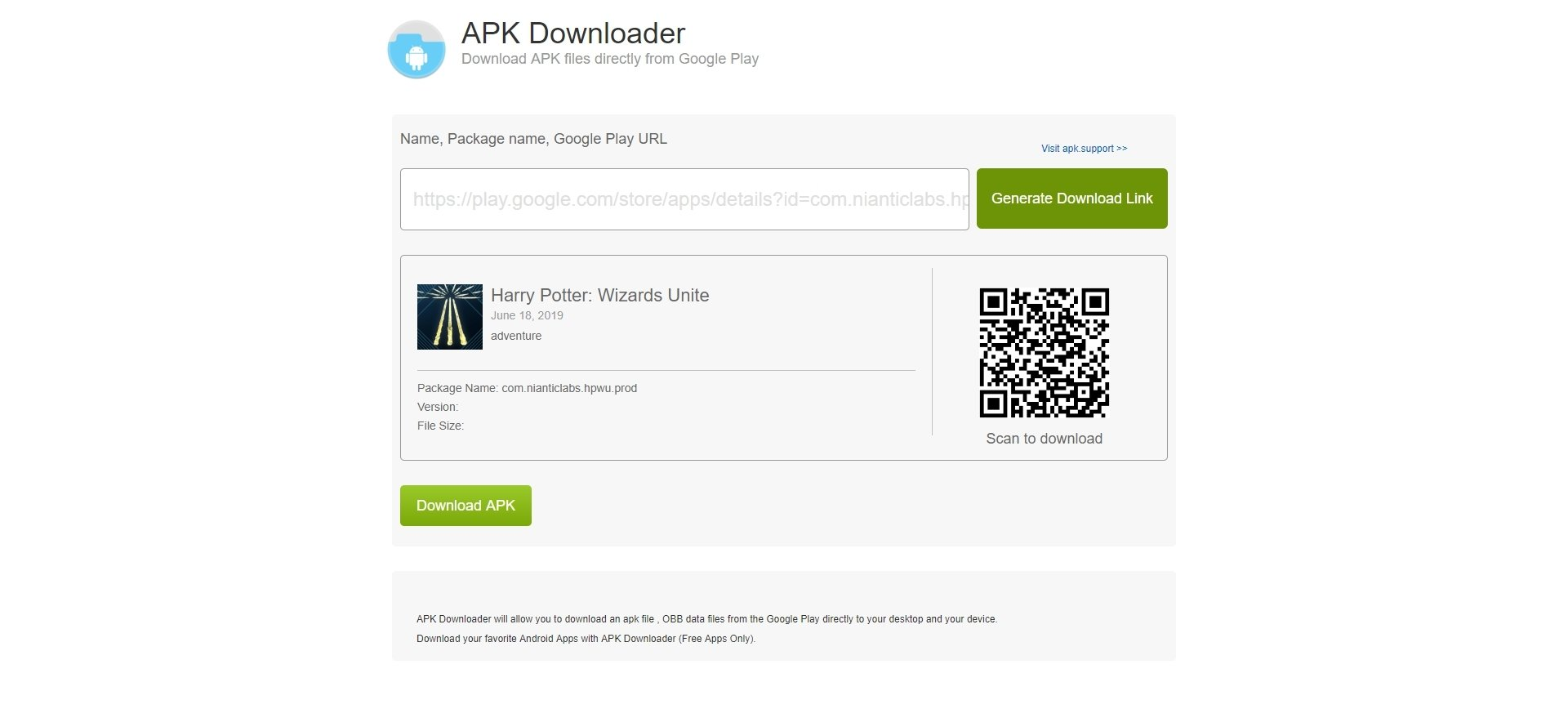 APK Downloader 1 0 7 - Download for PC Free