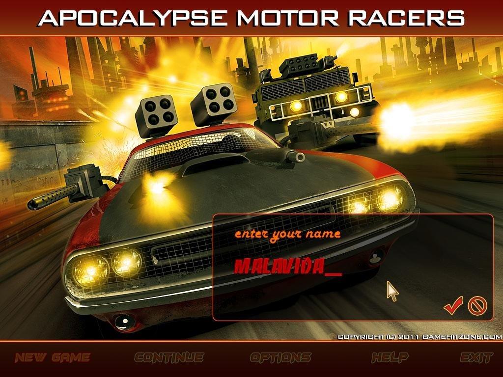 Apocalypse Motor Racers image 7