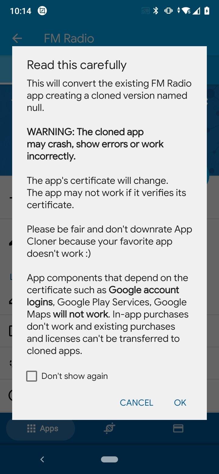 app cloner apk free download