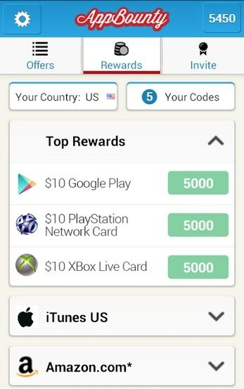 AppBounty Android image 5