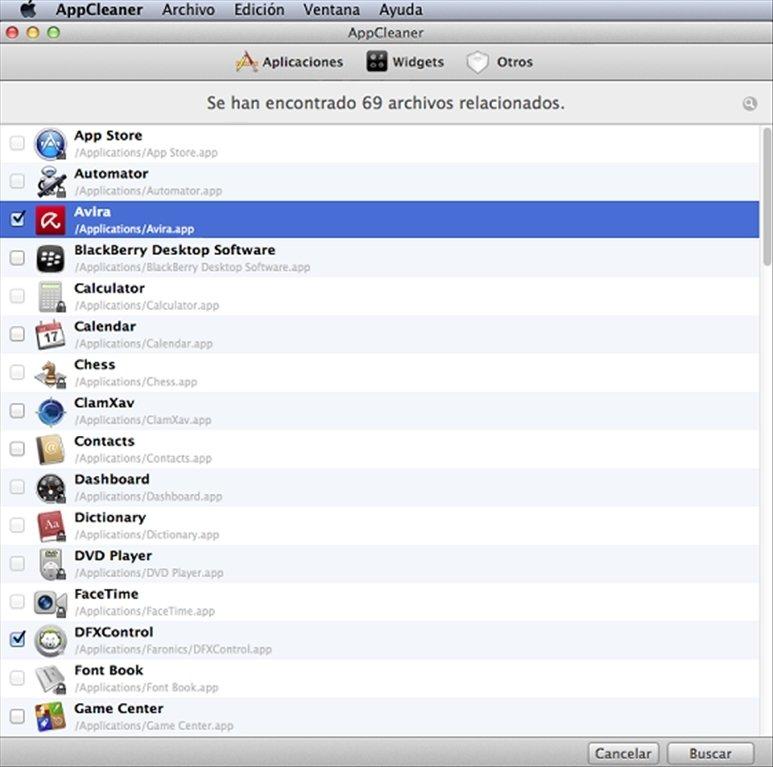 AppCleaner Mac image 4
