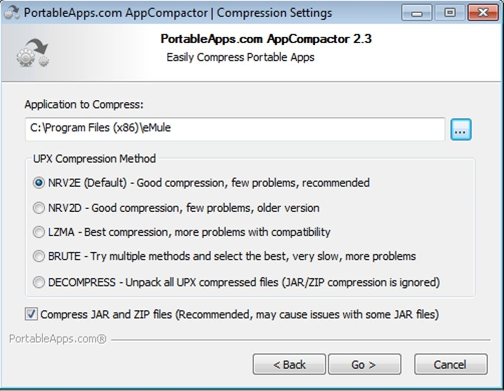 AppCompactor image 3