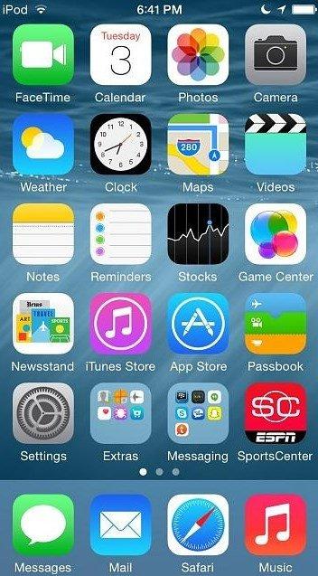 cara download ios 8 di iphone 4s