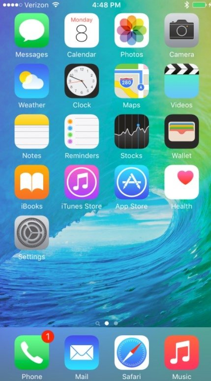 iphone 7 ios 9.3 firmware