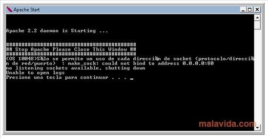Download appserv for windows 7 64 bit.