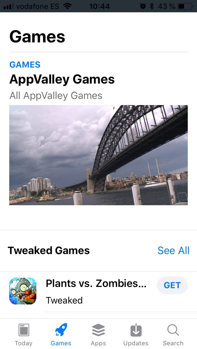 AppValley - Download for iPhone Free