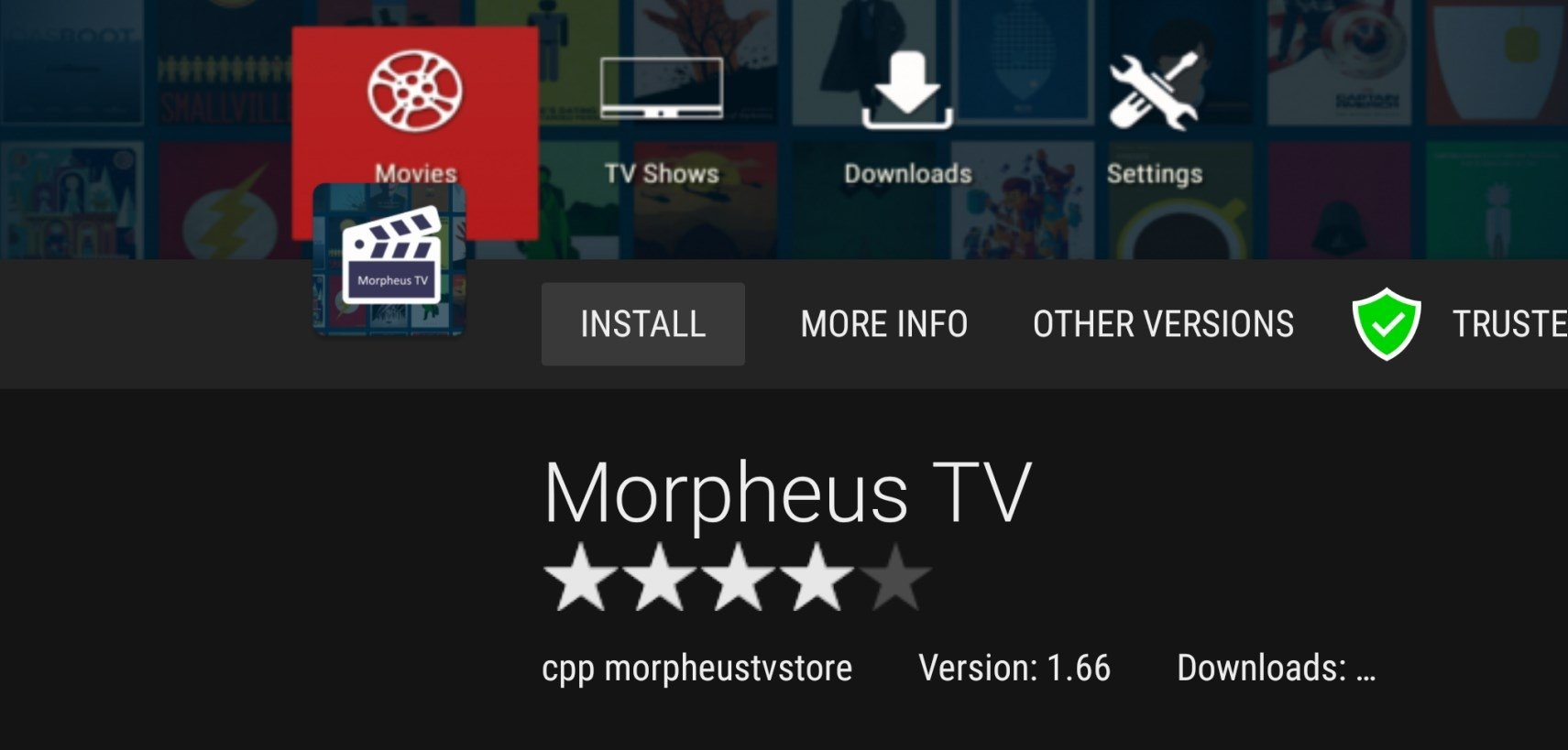 Aptoide TV 5 0 2 - Download for Android APK Free