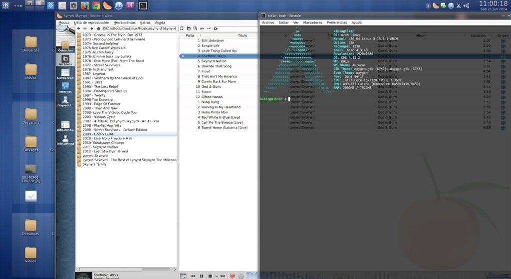 Arch Linux Linux image 2