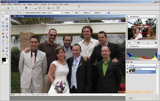 Arcsoft PhotoStudio image 6