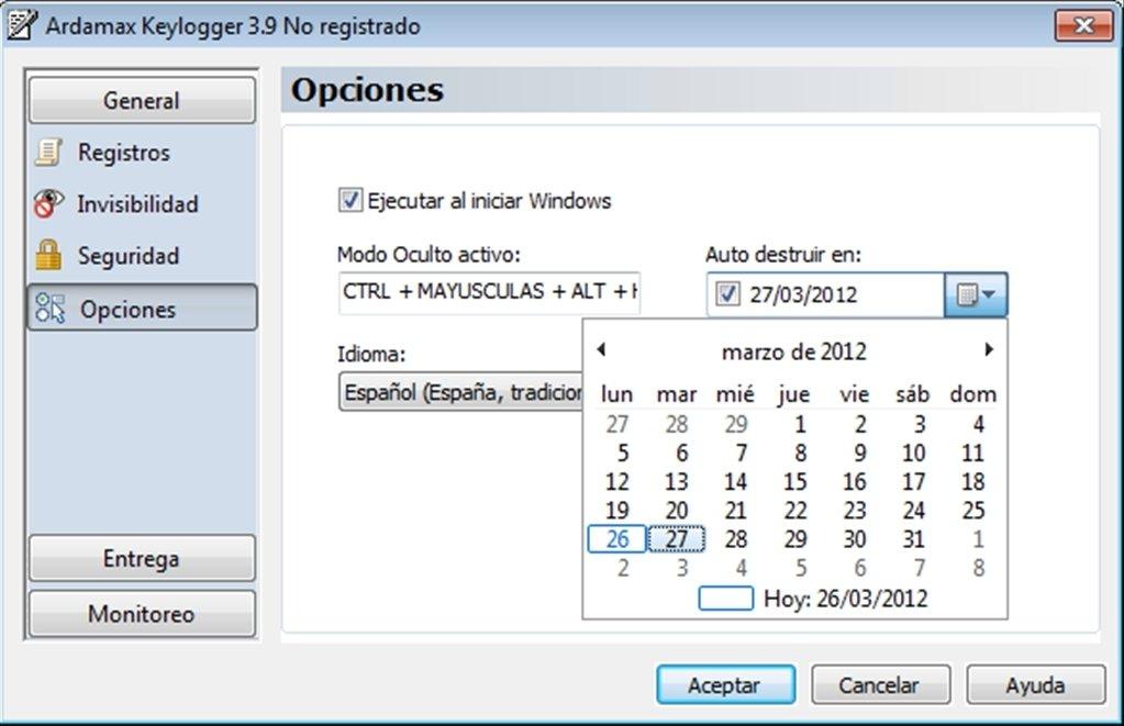 Ardamax Keylogger 4.1.2