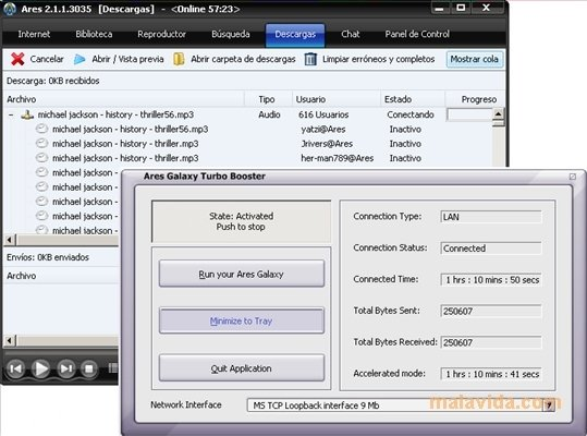 Ares Turbo Booster 6.0.4