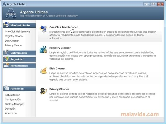 Argente Utilities image 7