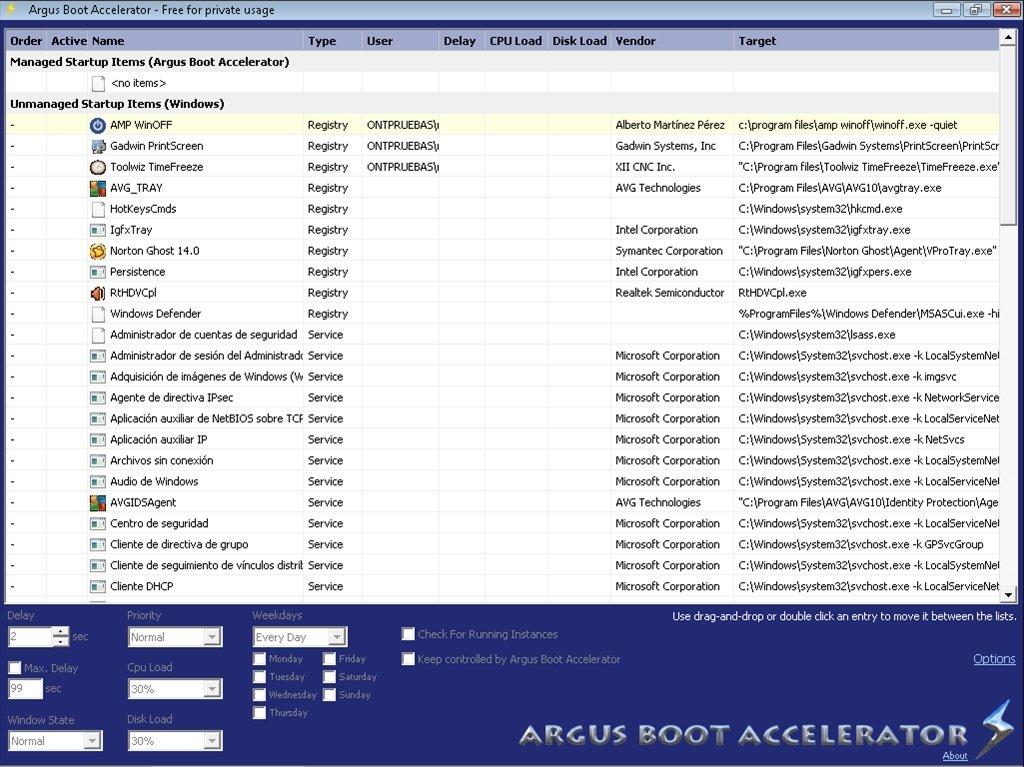 Argus Boot Accelerator image 4