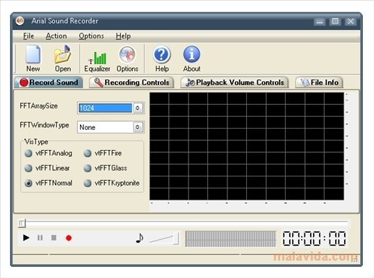Arial Sound Recorder image 4