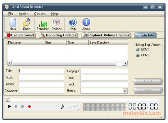 Arial Sound Recorder Keygen For Mac