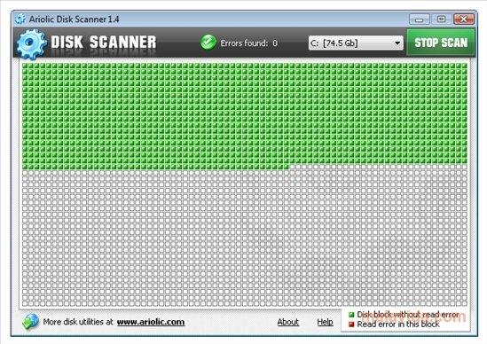 ariolic disk scanner 1.4 download