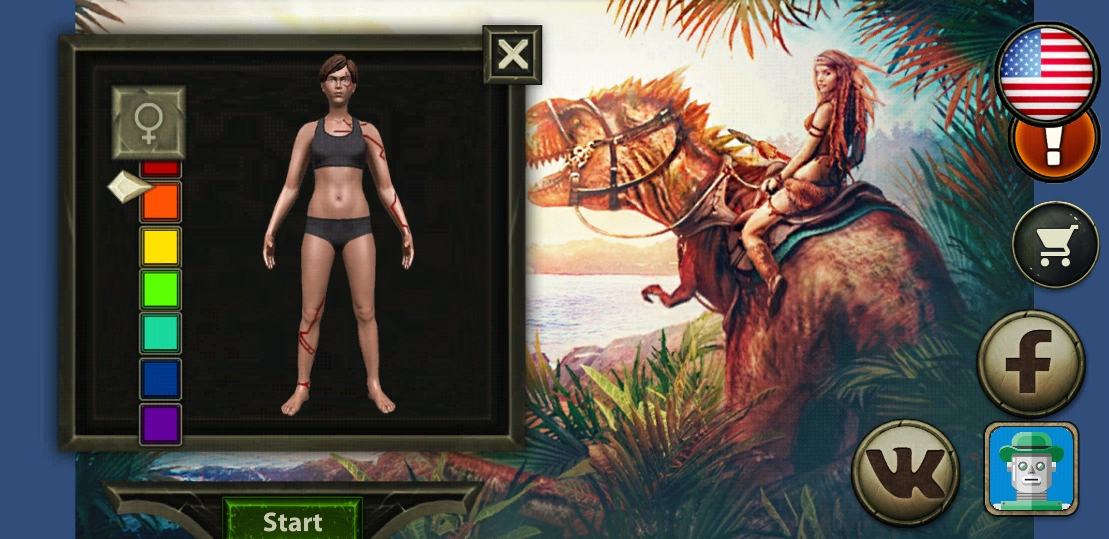 ARK Survival Island Evolve 3D 1 19 - Download for Android