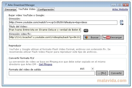 Arles Download Manager 2 0 0 3 - Download for PC Free