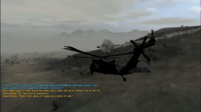 Armed assault 2 operation arrowhead download.
