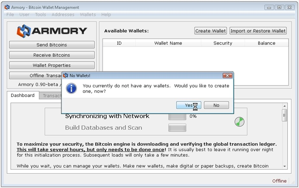 What Can Mine Bitcoin Armory Download