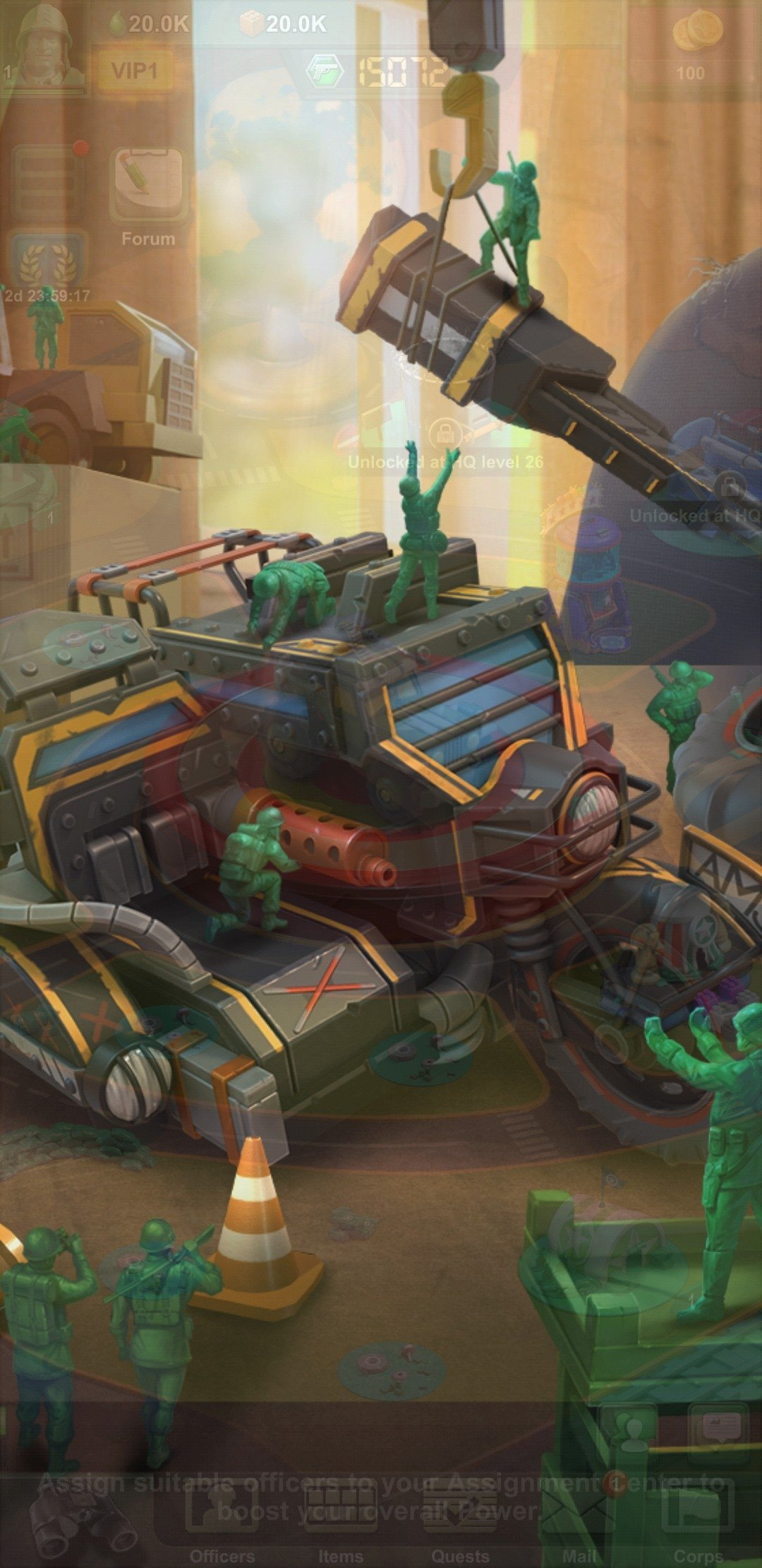 Army Men Strike 2 105 1 - Download for Android APK Free