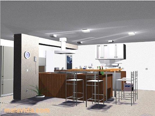 Descargar arquitecto 3d 7 0 gratis en espa ol for Software para diseno de casas 3d gratis
