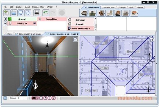 Descargar Arquitectura 3D 2.1