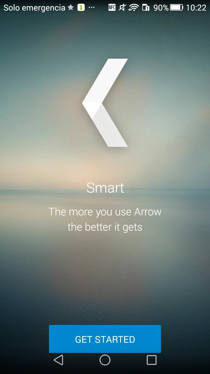 Arrow Launcher Android image 8