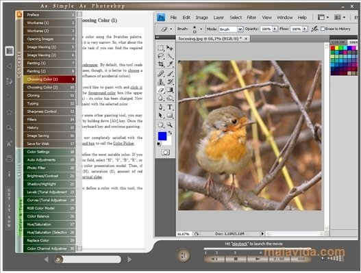 As Simple as Photoshop 7.0 (CS4/CS5)