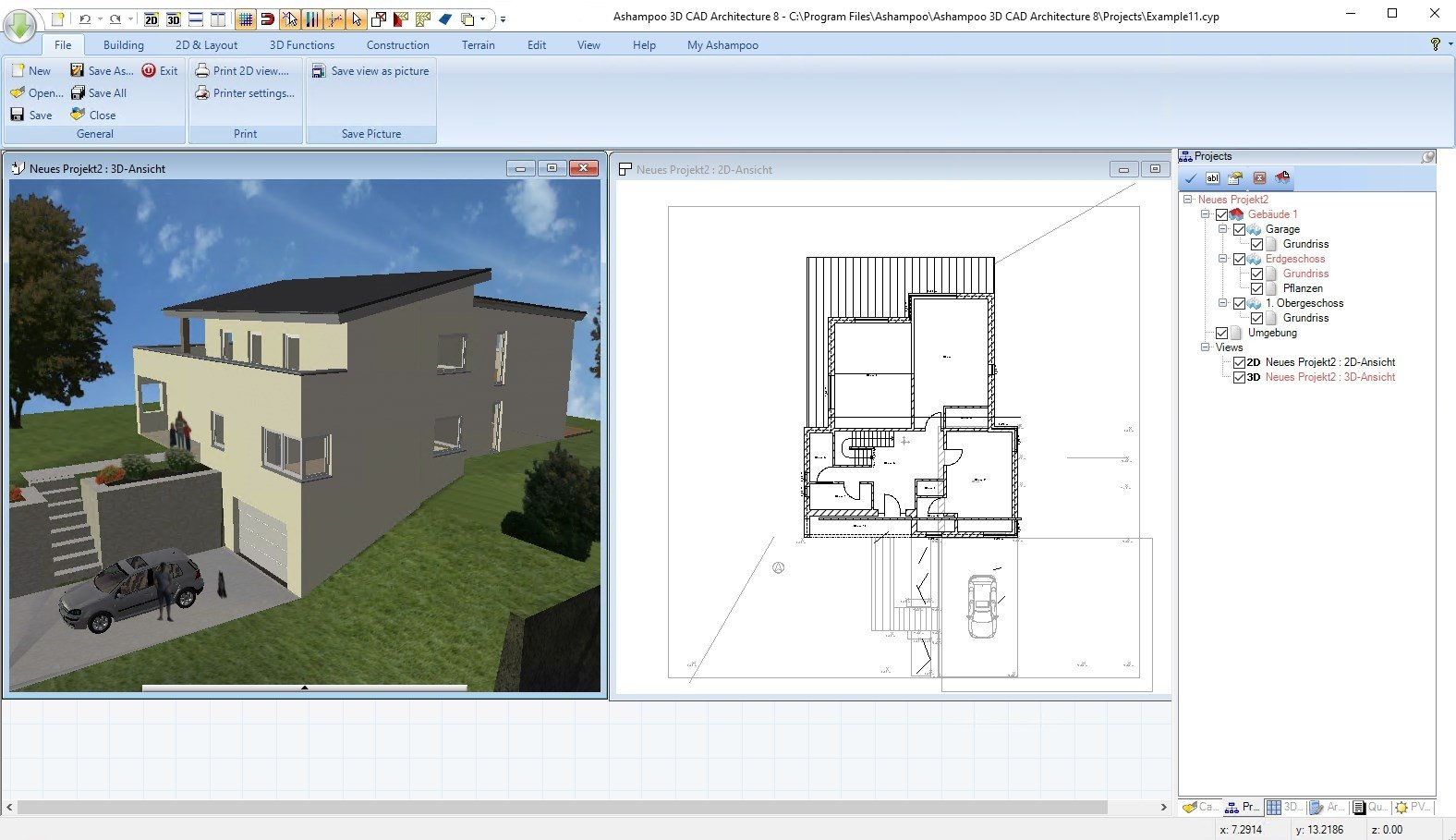 3d cad architecture 2 free download