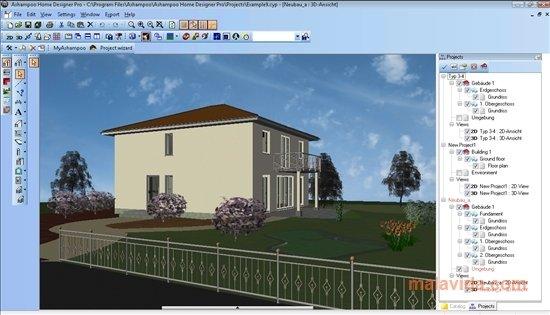 Download Ashampoo Home Designer Free