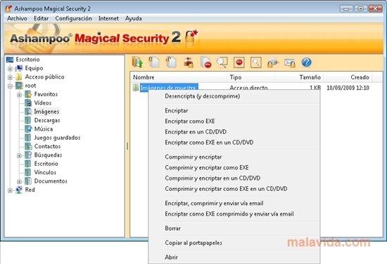 Ashampoo Magical Security image 4