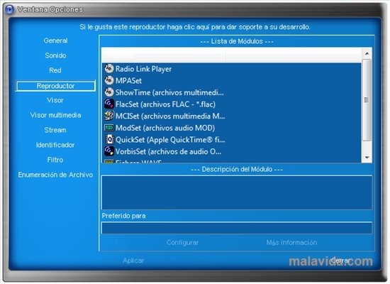 Ashampoo Media Player + 2 03 build 2 - Download for PC Free