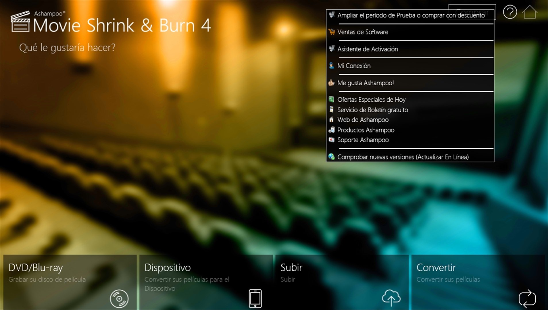 Download ashampoo movie shrink & burn 4. 0. 2 (free) for windows.