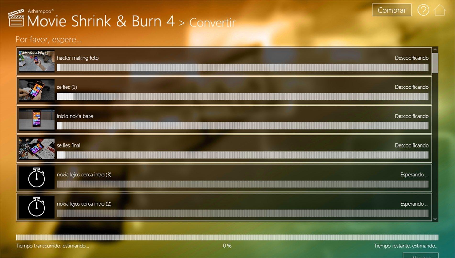 Download Ashampoo Movie Shrink amp Burn 402 for Windows