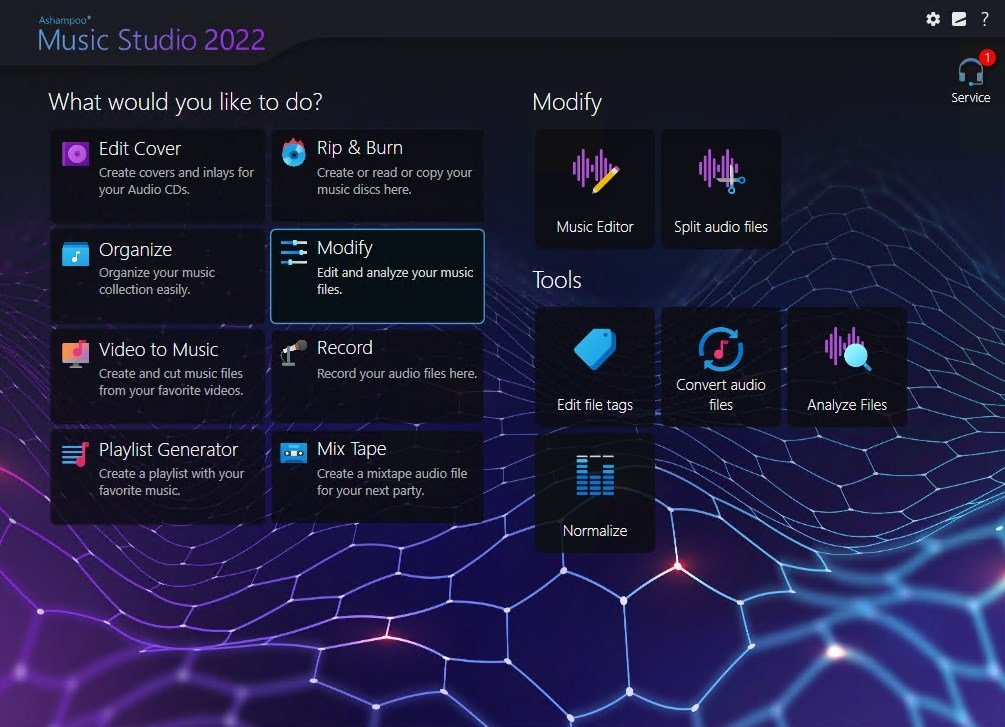 Ashampoo Music Studio image 5