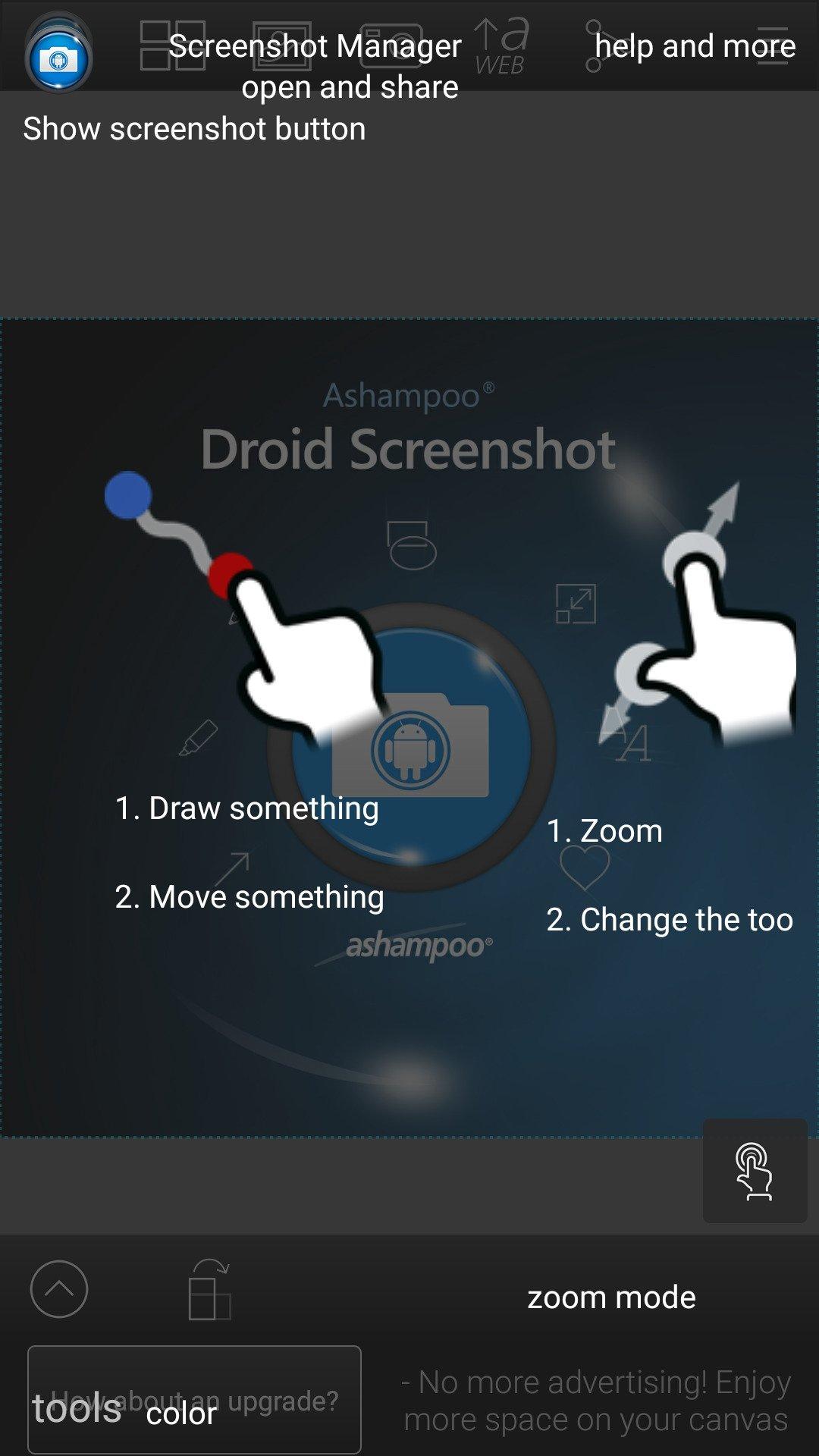 Ashampoo Snap Android image 3