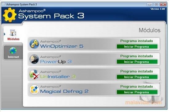 Ashampoo System Pack image 5