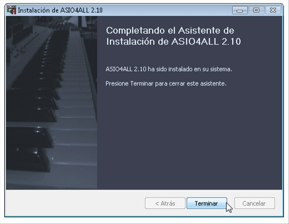 ASIO4ALL 2 14 - Download for PC Free