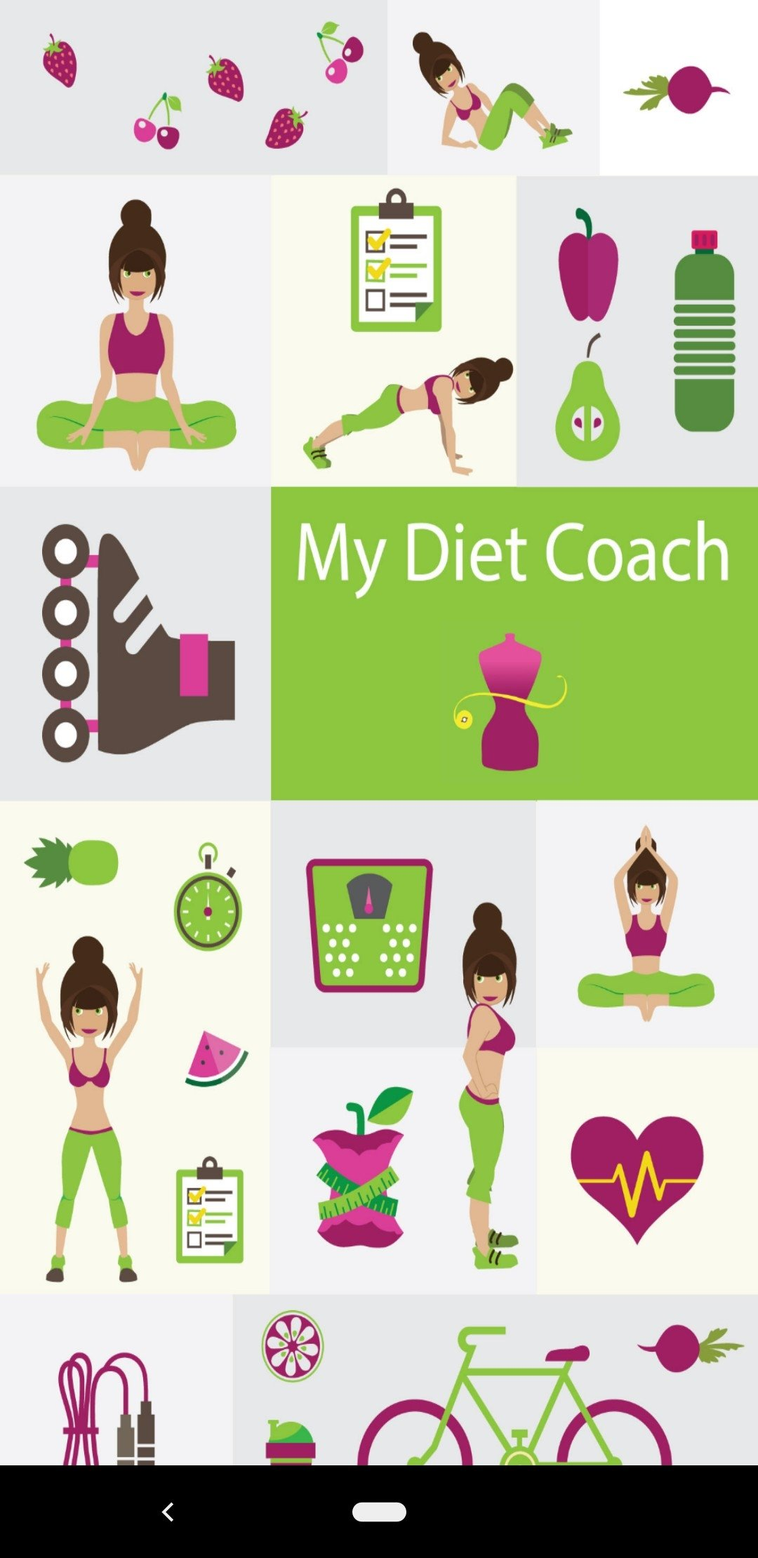 My Diet Coach Android image 7