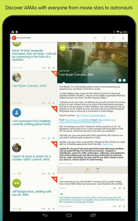 Ask Me Anything Android image 6