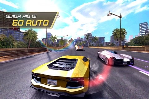 Asphalt 7: Heat iPhone image 5