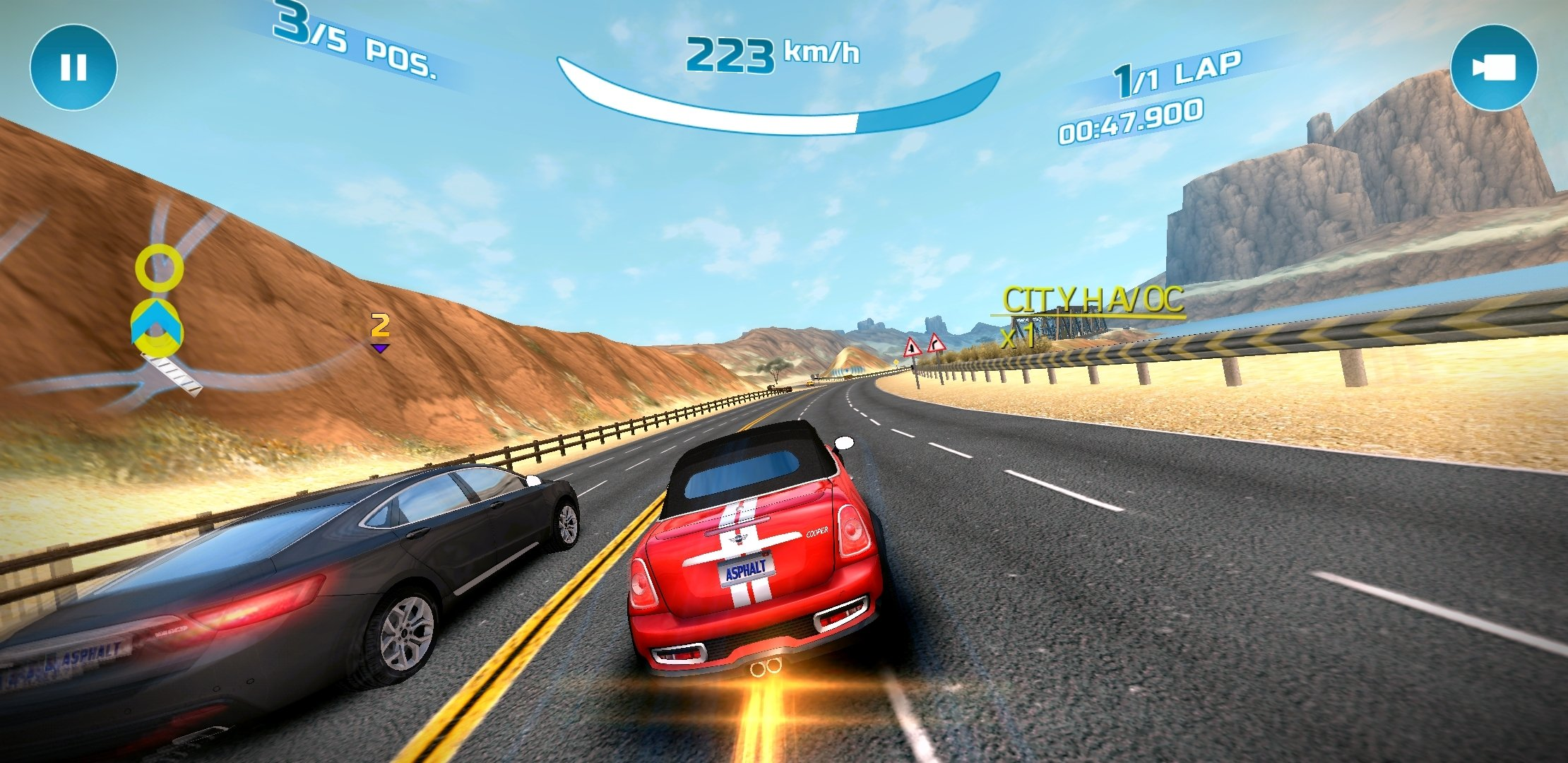 Asphalt Nitro 1 7 2o Download For Android Apk Free